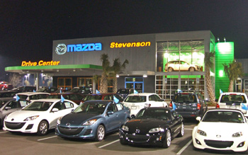Great Stevenson Mazda Wilmington, NC
